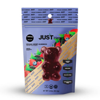 Vegan Exotic Hemp Gummies Mixed-Berries